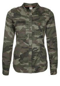 Camouflage Hemd von Obey