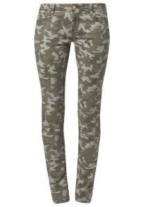 Camouflage Jeans von Only