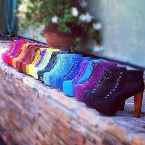 Jeffrey Campbell Colours