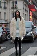 Fashion Week Paris Street Styles