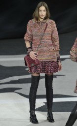 Chanel Herbst/Winter 2013 Fashion Show