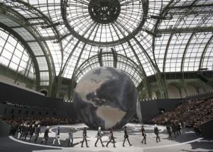 Chanel Fashion Show Paris 2013