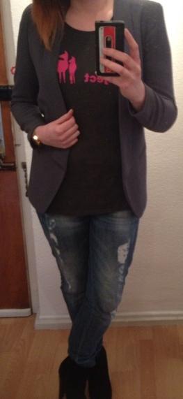 Osterdinner Outfit
