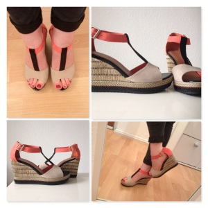 S.Oliver Plateau Wedges