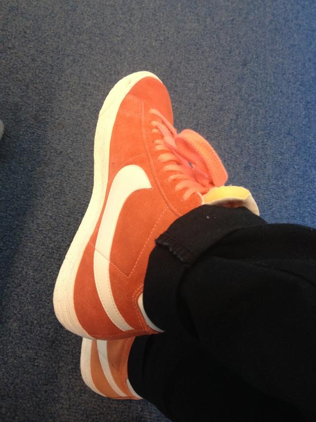 Nike Blazer Suede Vintage