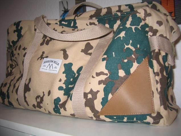 Muschi Kreuzberg Duffle Bag